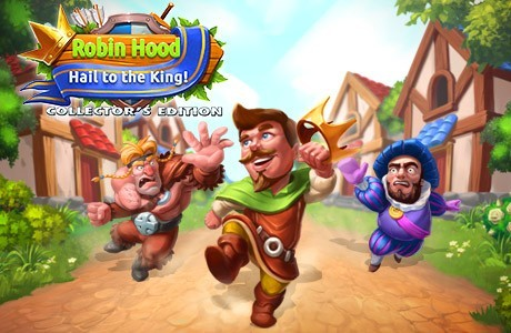 Robin Hood 3: Hail to the King! Collector's Edition